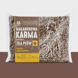 Makaronowa Karma dla Psów 3 kg